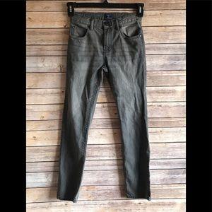 🌲5/$25 Boy's Gap Grey Wash Skinny Jeans